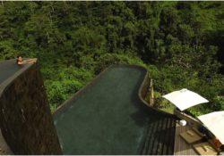 Bali a visuté zahrady