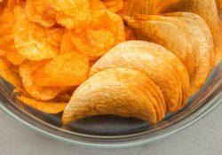 Chips za 280 Kč