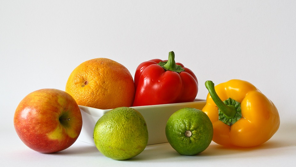 Jak je to s jedením ovoce a zeleniny?