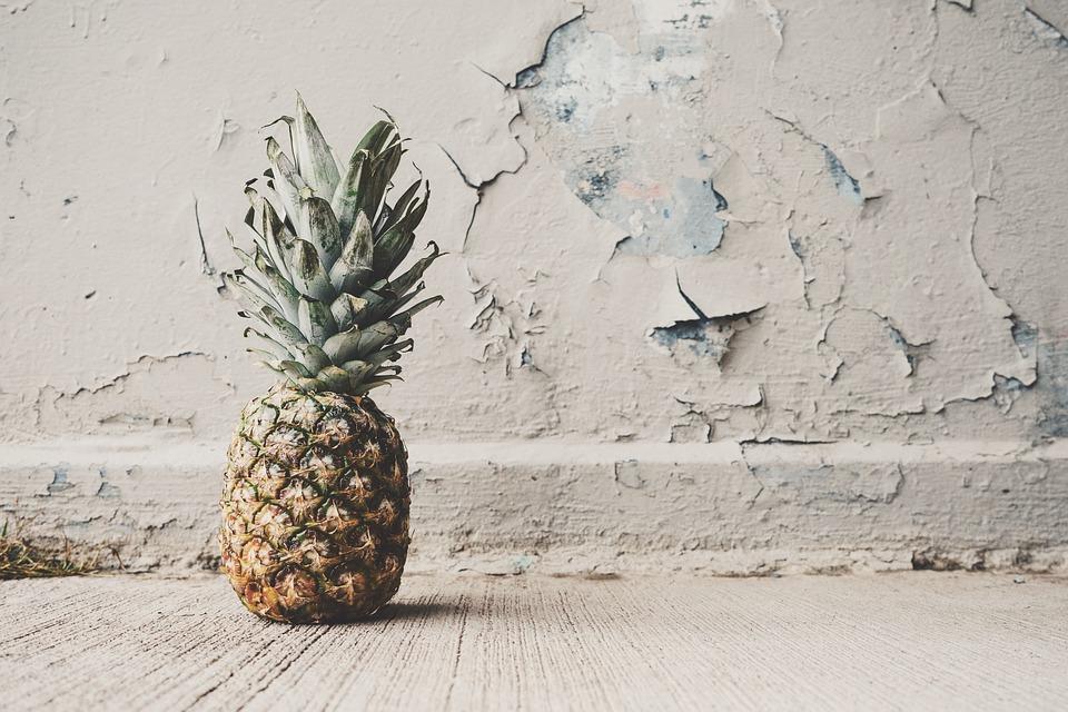 Ananas je učiněný zázrak