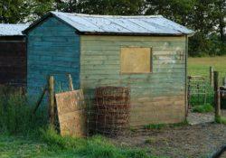 Jak na údržbu zahradního domku?