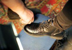 Jak vyčistit boty