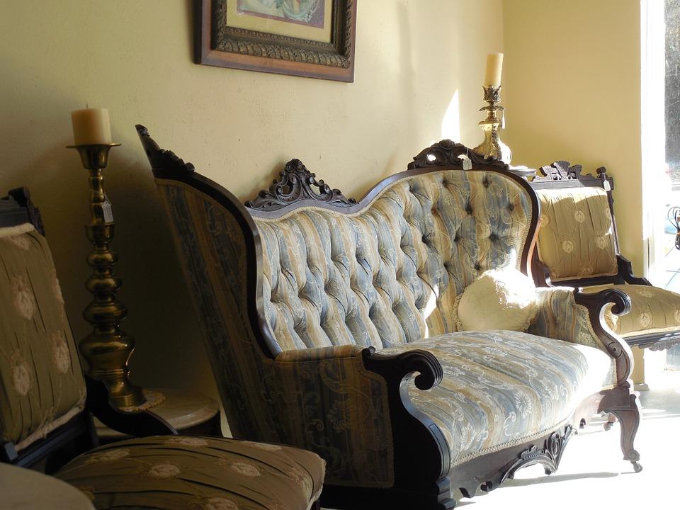 Zařiďte si domácnost do stylu staré Anglie